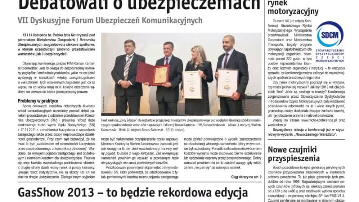 Nowoczesny Warsztat 12/2012