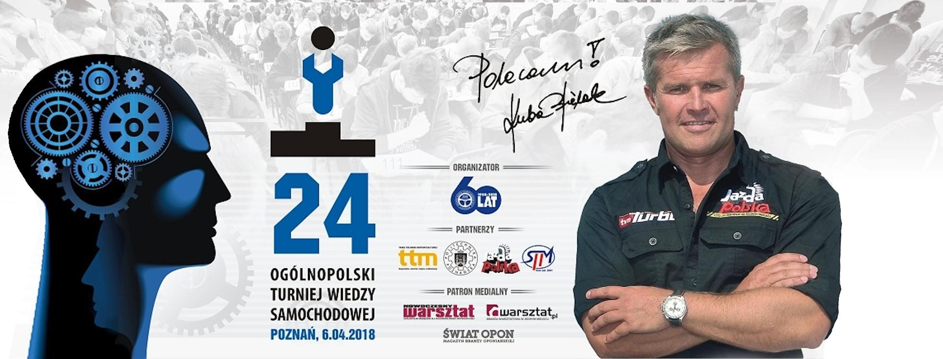 24 Ogólnopolski Turniej Wiedzy Samochodowej