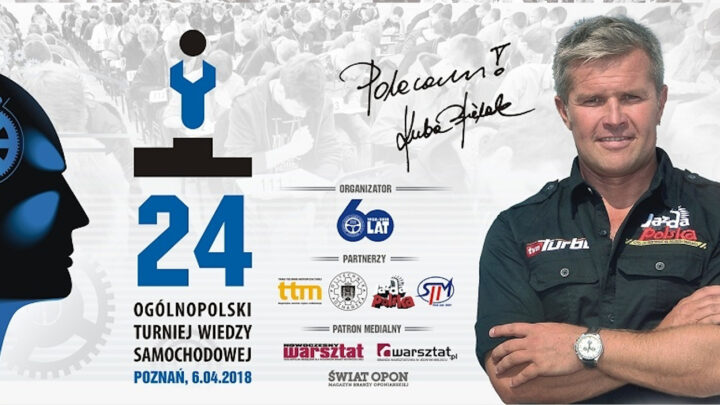 24 ogolnopolski turniej wiedzy samochodowej
