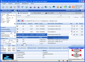 webkatalog Integra katalog części