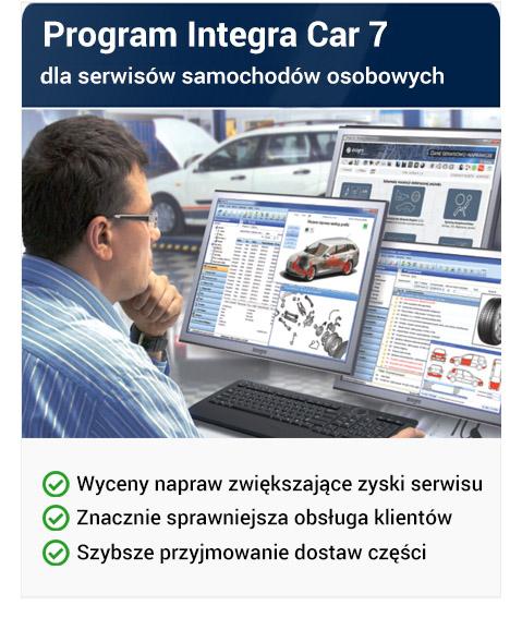 program dla serwisów Integra Car 7