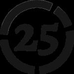 25 lat firmy