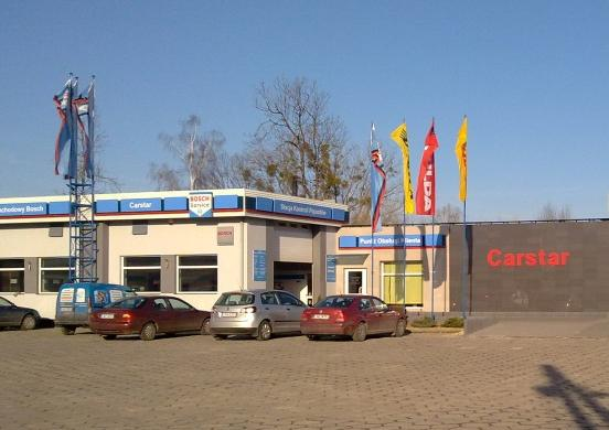 Rekomendacja firmy BS Carstar2