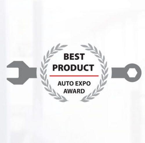 Nagroda Best Product Auto EXPO Award 2014