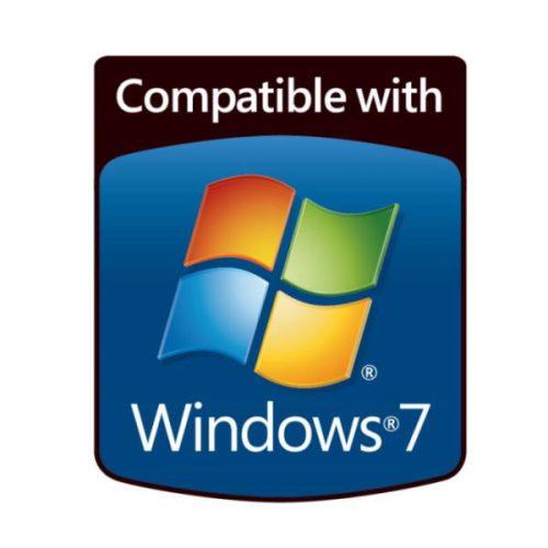 Kompatybilność z systemami Microsoft Windows 7