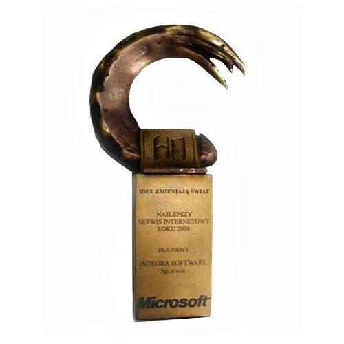 Nagroda Microsoft za najlepszą aplikację web