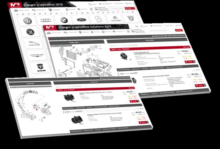 Sklep internetowy z danymi TecDoc firmy TecAlliance