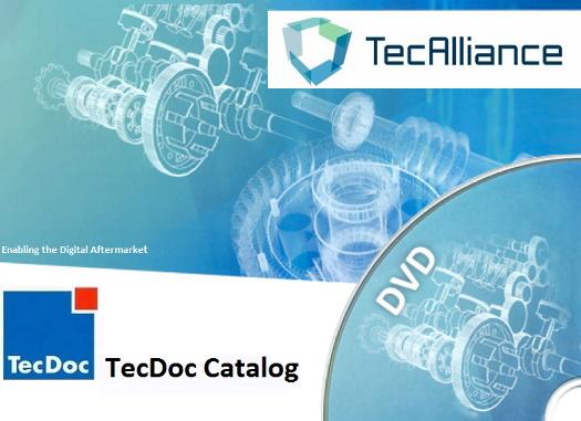 katalog TecDoc z bazą części zamiennych