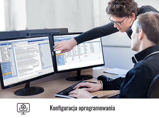 Konfiguracja oprogramowania warsztatowego Integra