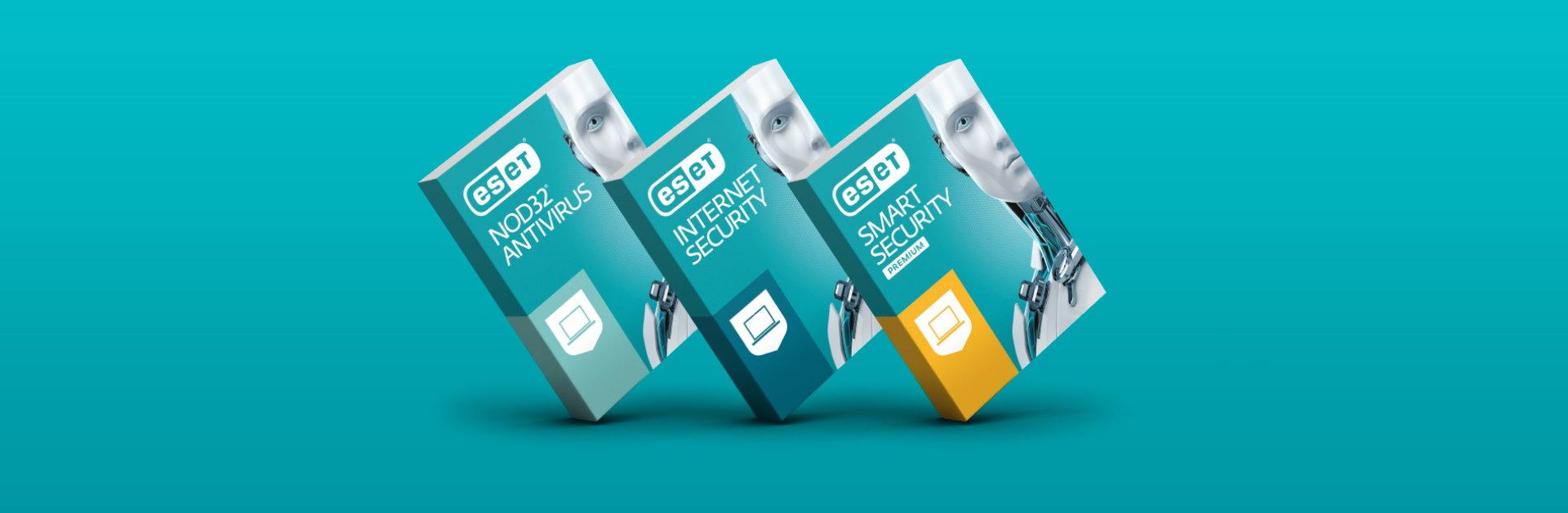 ESET Smart Security - pakiet bezpieczeństwa firmy ESET