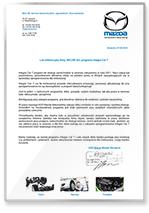 Rekomendacja ASO Mazda Becar