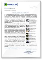 Rekomendacja Euromaster Landowscy