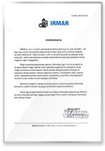 Rekomendacja IRMAR