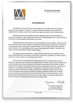 Rekomendacja MS Auto