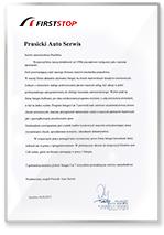 Rekomendacja Prusicki