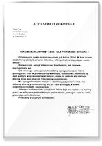 Rekomendacja Auto Serwis Łukowska