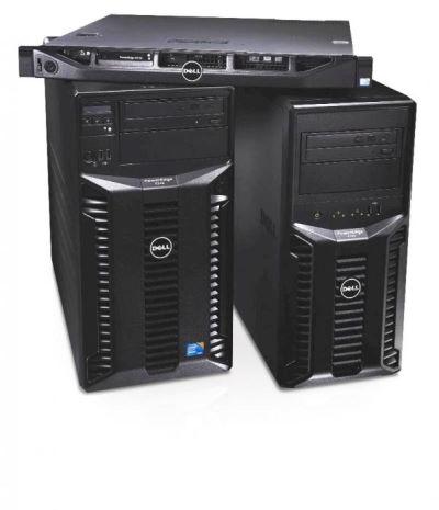 Parametry serwera w przypadku pracy sieciowej